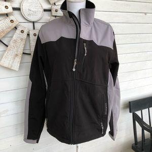 Black Diamond   Black Ripstop Soft Shell Jacket